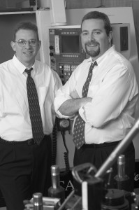 Rich and Greg Eheman – the two Es of E2 in the early years of the job shop software