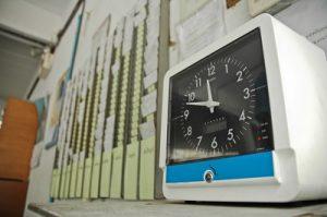 clocking system