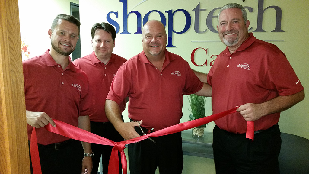 shoptech-canada-ribbon-cutting