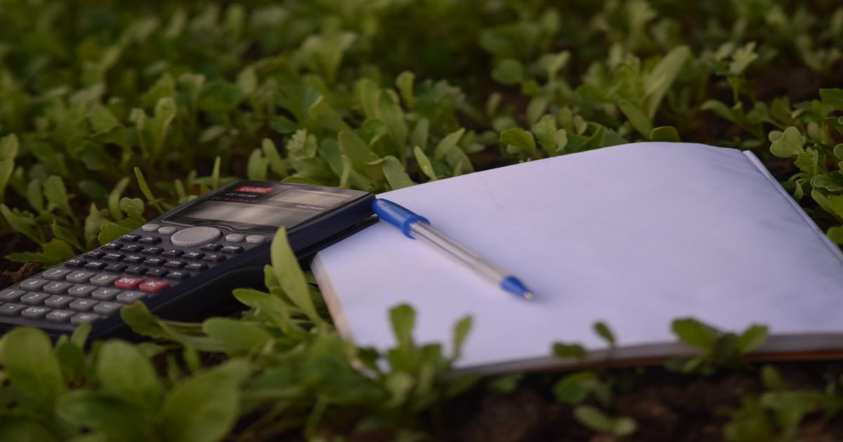 Accounting tools in the grass